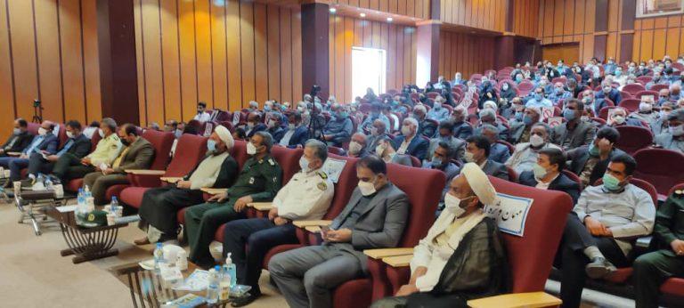شرکت شهردار(مهندس قلی زاده) و اعضای شورای شهر باغستان در مراسم معارفه شهردار جدید شهر فردوس